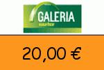Galeria-Kaufhof 20 € Gutschein