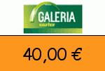 Galeria-Kaufhof 40,00 Euro Gutscheincode