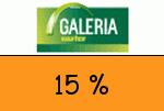 Galeria-Kaufhof 15 % Gutscheincode