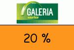 Galeria-Kaufhof 20 Prozent Gutscheincode