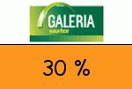 Galeria-Kaufhof 30% Gutschein