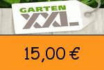 GartenXXL 15 Euro Gutscheincode