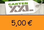 GartenXXL 5,00€ Gutscheincode