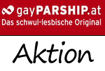GayParship.at aktion Gutschein
