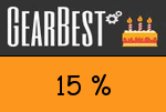 Gearbest 15 % Gutscheincode