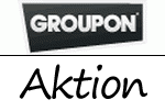 Aktion bei Groupon