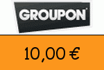 Groupon 10,00 Euro Gutscheincode