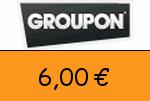 Groupon 6,00 Euro Gutschein