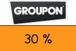 Groupon 30% Gutscheincode
