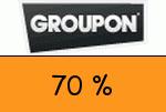 Groupon 70 Prozent Gutschein