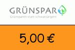 Gruenspar.at euro_5_00_E Gutschein
