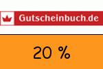 Gutscheinbuch 20 Prozent Gutscheincode