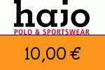 Hajo-Mode 10,00 Euro Gutscheincode