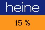 Heine 15 % Gutscheincode