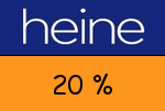 Heine 20 Prozent Gutscheincode