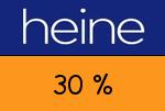 Heine.ch 30% Gutscheincode