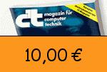 Heise 10,00 Euro Gutscheincode