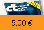 Heise 5,00€ Gutscheincode