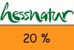 Hessnatur 20 Prozent Gutscheincode