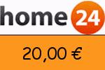 Home24 20 € Gutschein