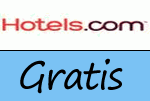 Gratis-Artikel bei Hotels.com