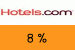 Hotels.com.ch 8 Prozent Gutscheincode