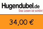 Hugendubel 34,00 Euro Gutschein