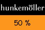 Hunkemoeller 50 % Gutschein