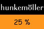 Hunkemoeller.at 25 Prozent Gutschein