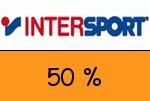Intersport 50 % Gutschein