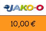 Jakoo 10,00 Euro Gutscheincode