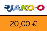 Jakoo 20 € Gutschein