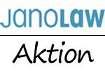 Aktion bei Janolaw