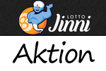Aktion bei Jinni Lotto