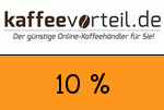 Kaffeevorteil 10 Prozent Gutscheincode