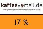 Kaffeevorteil 17 Prozent Gutscheincode