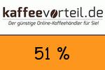 Kaffeevorteil 51 Prozent Gutschein