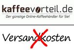 Versandkostenfrei bei Kaffeevorteil