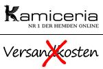 Kamiceria.at versandkostenfrei Gutschein