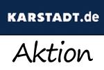 Aktion bei Karstadt