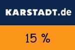 Karstadt 15 % Gutscheincode