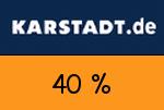 Karstadt 40 Prozent Gutscheincode