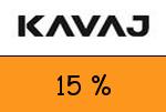Kavaj 15 % Gutscheincode