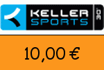 Keller-Sports 10,00 Euro Gutscheincode