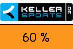 Keller-Sports 60% Gutschein