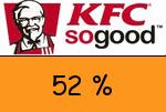 KFC 52 Prozent Gutschein