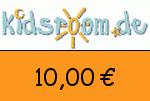 Kidsroom 10,00 Euro Gutscheincode