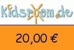 Kidsroom 20 € Gutscheincode