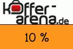 Koffer-Arena 10 Prozent Gutscheincode