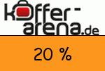 Koffer-Arena 20 Prozent Gutscheincode